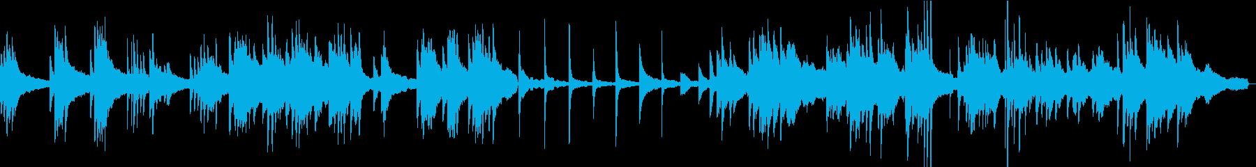 ヒーリングピアノ組曲 ただよう 6の再生済みの波形
