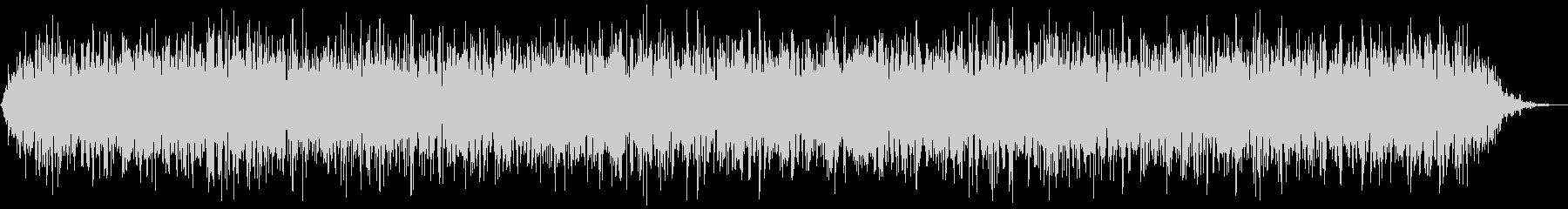【アンビエント】ドローン_02 実験音の未再生の波形