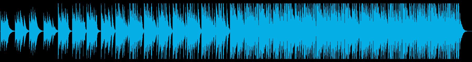 民族的/探検_No429_3の再生済みの波形