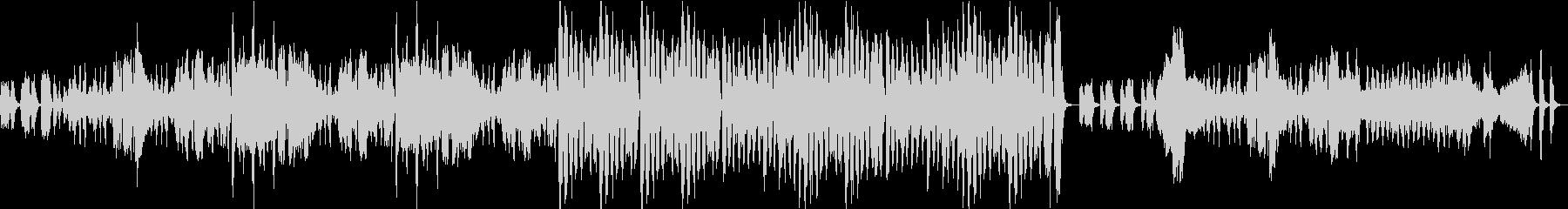 シャルル・グノーの曲のクラシックアレンジの未再生の波形