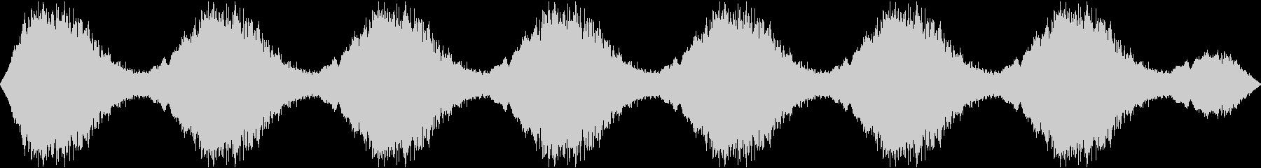 【ダークアンビエント】 破滅の未再生の波形