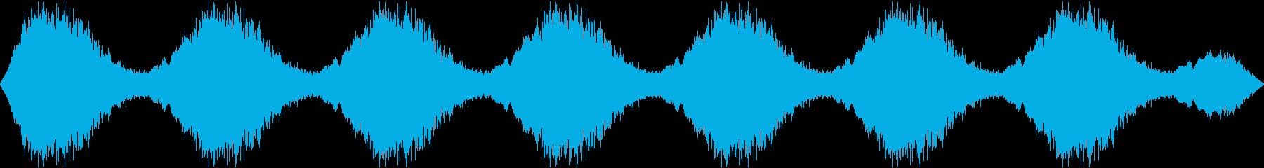 【ダークアンビエント】 破滅の再生済みの波形