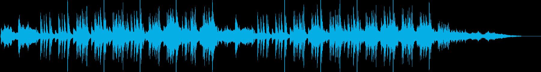 大きな弦と忘れられない声は、これを...の再生済みの波形