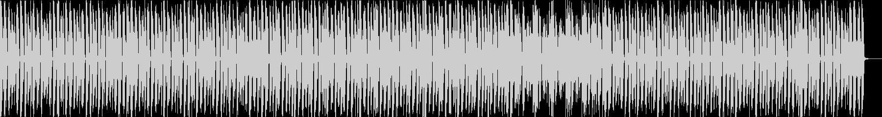 コミカル/楽しい/カラオケの未再生の波形