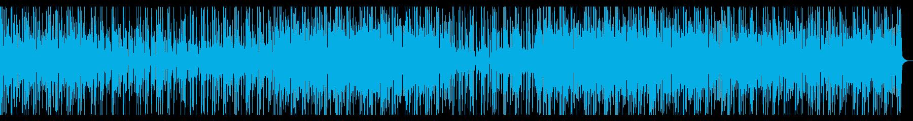 都会/ニュージャックスウィングNo506の再生済みの波形