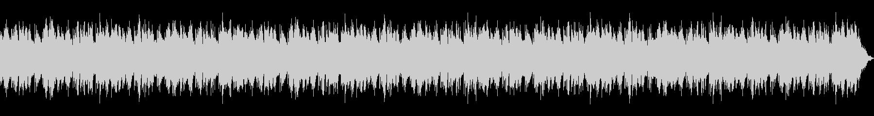 CM・ショートムービー 癒されるピアノの未再生の波形