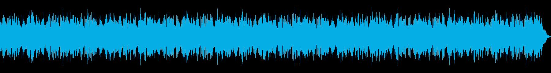 CM・ショートムービー 癒されるピアノの再生済みの波形