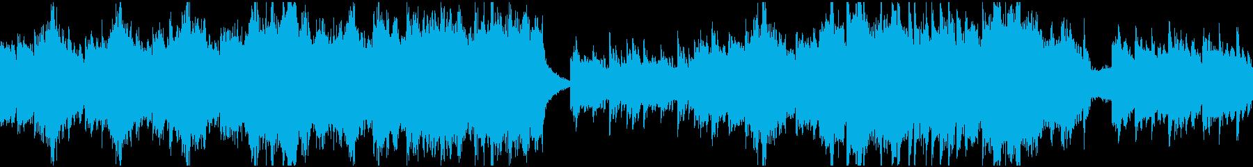 ダーク&クラシカル・ループの再生済みの波形