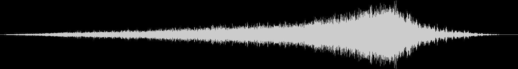【ライザー】27 SFサウンド エピックの未再生の波形