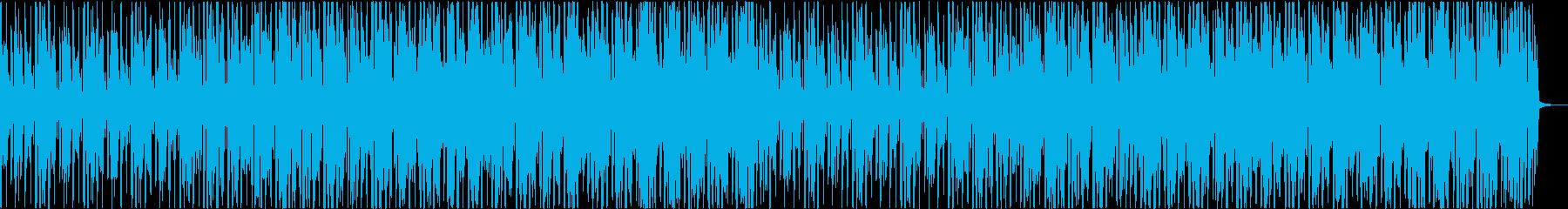 ギターとサックスが渋いAcid Jazzの再生済みの波形