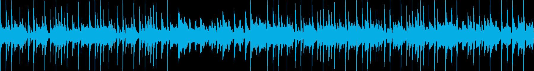 ループ仕様 シンキングタイム 考え中の再生済みの波形