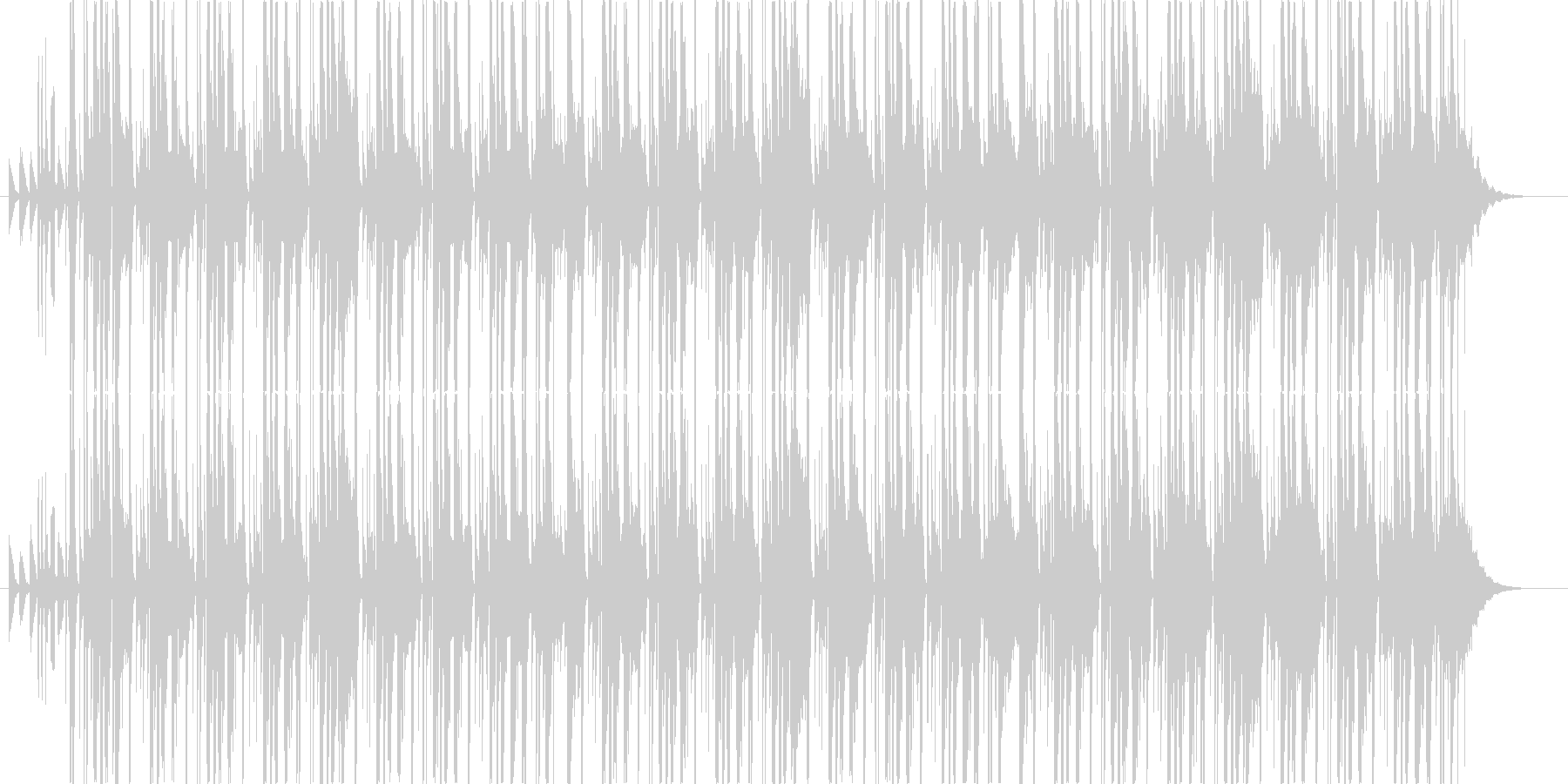 ファンク Hip-hop アクティ...の未再生の波形