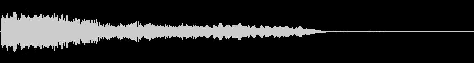 ロックブルースバンパー5の未再生の波形