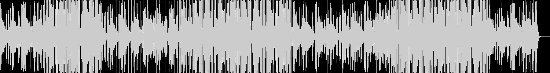 洋楽系カッコイイ忍者和風ヒップホップの未再生の波形