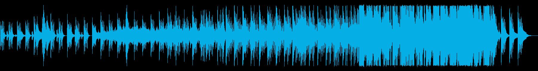幻想的オーケストラの再生済みの波形