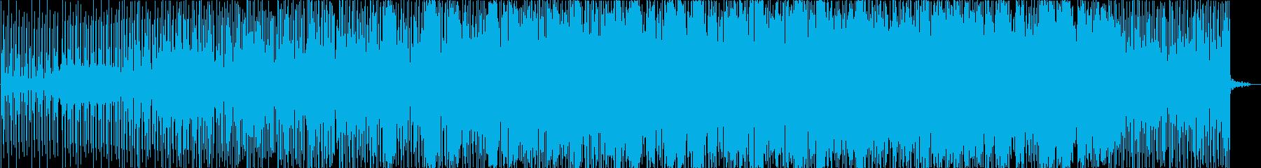 フュージョン 説明的 エスニック ...の再生済みの波形