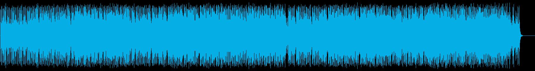 新生活へと出発するポップ(フルサイズ)の再生済みの波形