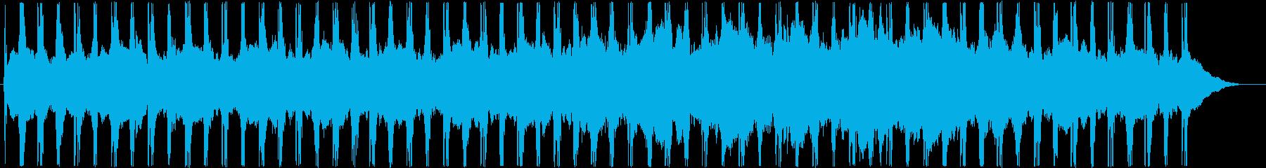 アンビエントミュージック 神経質 ...の再生済みの波形