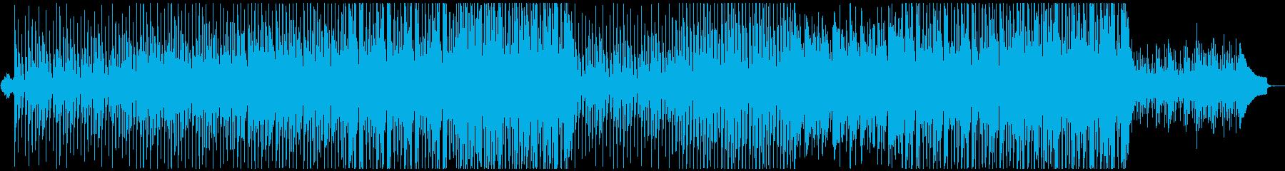 企業VP・CM・爽やか軽快でピアノ可愛いの再生済みの波形