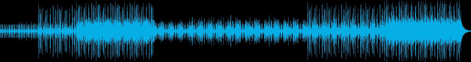 インストゥルメンタル、イージーリス...の再生済みの波形