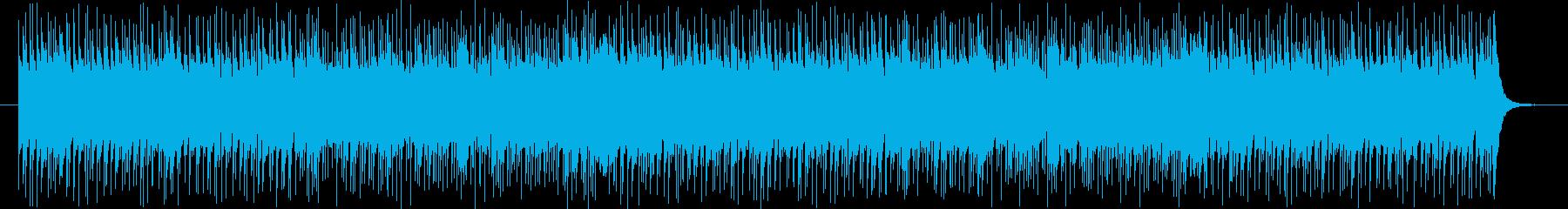 ロック 楽しげ バックグラウンド ...の再生済みの波形