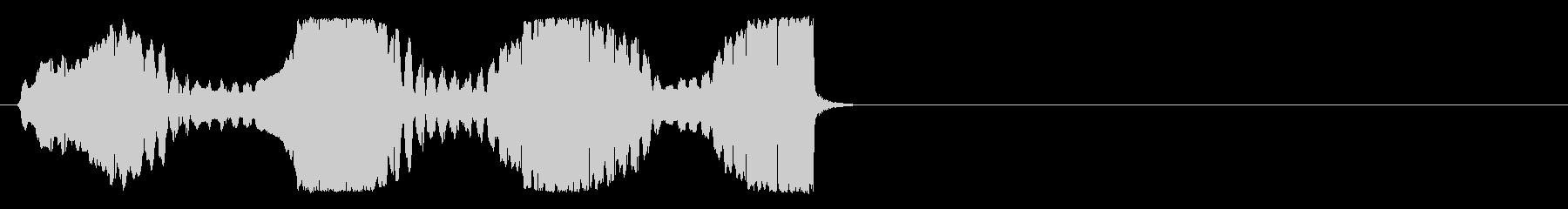 ミュートトランペット-ロング、ビル...の未再生の波形
