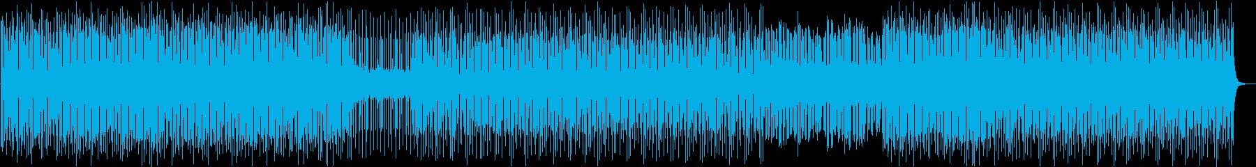 残響を生かした美しいポストロックの再生済みの波形