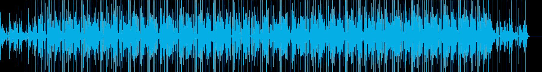 ブルース R&B 怠け者 魅惑 レ...の再生済みの波形
