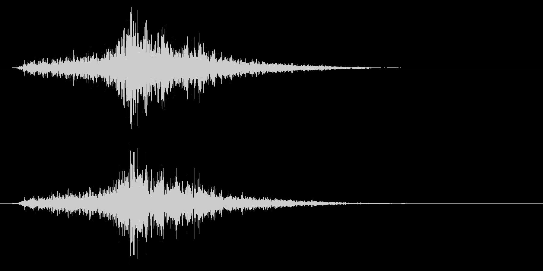 スモールバイオコンテナまたはキャニ...の未再生の波形
