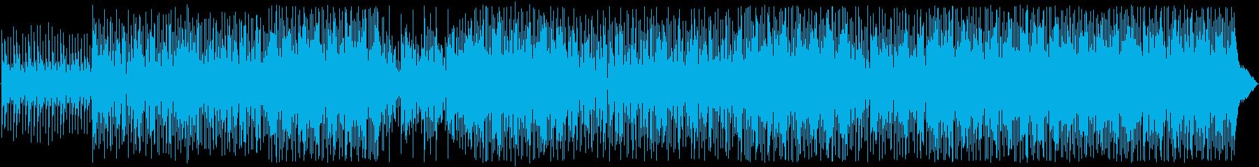 オルガン、マリンバ、ピアノ、アコー...の再生済みの波形