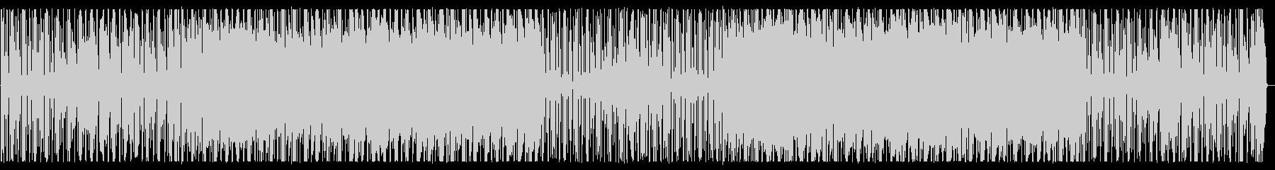 ルーズ/ロック_No592_1の未再生の波形