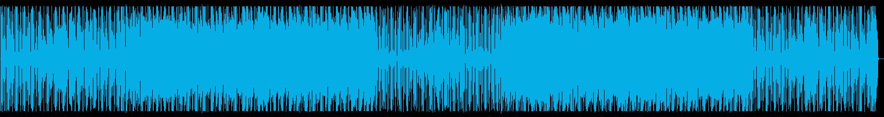 ルーズ/ロック_No592_1の再生済みの波形
