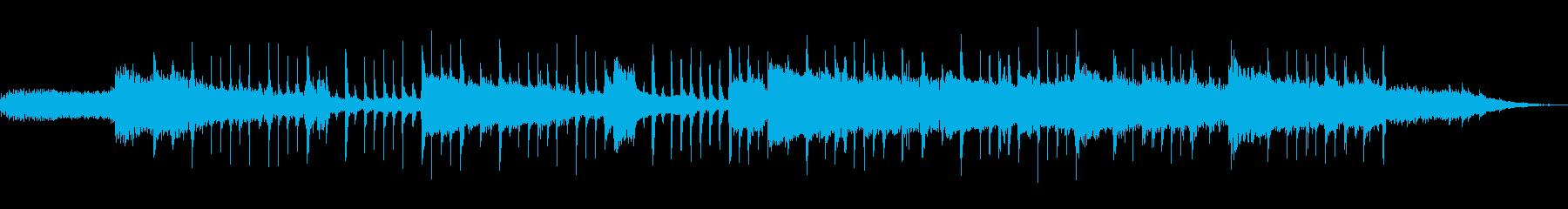 SIGHSのセクシーなリラックスグルーブの再生済みの波形