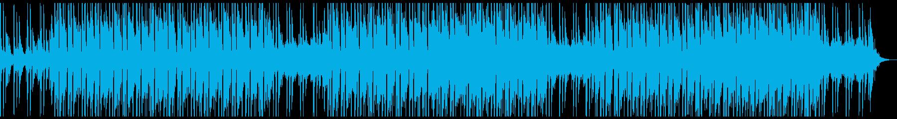 わくわくする雰囲気のチルトラック♪の再生済みの波形