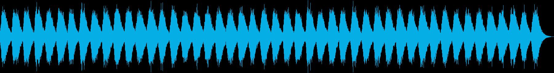 優しいメロディが高い瞑想効果を生むの再生済みの波形