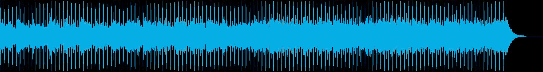 カンファレンスミュージック(中)の再生済みの波形
