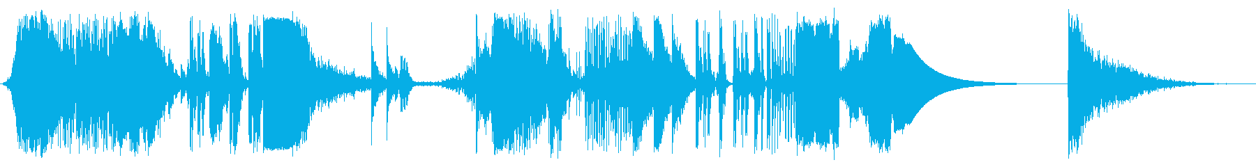 CRAZY CARTOON COM...の再生済みの波形