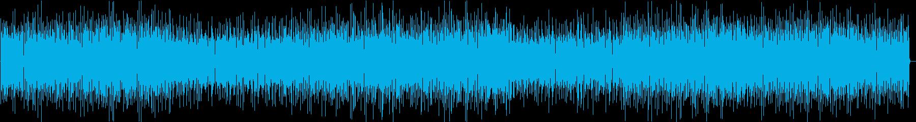 ファンキー・バンド・ブラス・映像などにの再生済みの波形
