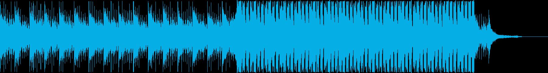 爽やか・可愛い・神秘的/企業VP系03aの再生済みの波形