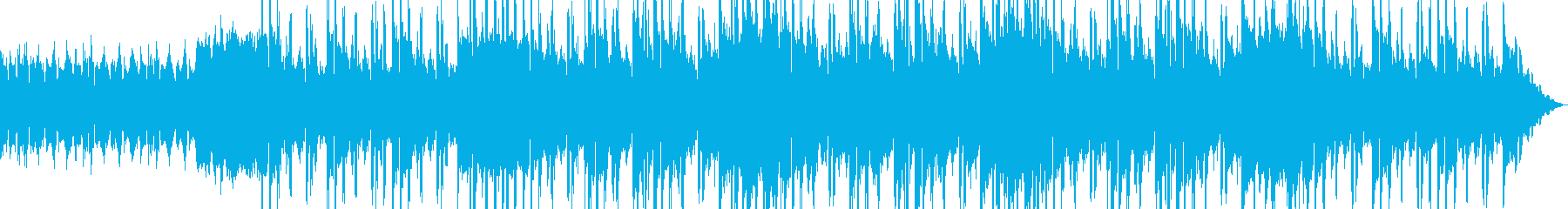 トラップ ヒップホップ R&B エ...の再生済みの波形
