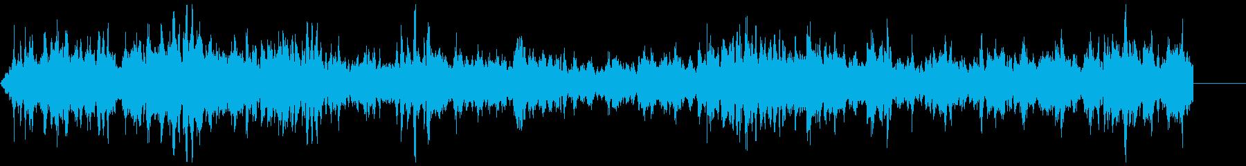 ゾンビ(グループ)攻撃8の再生済みの波形