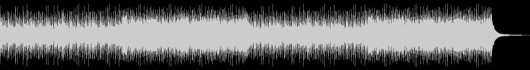 鉄琴なしver 切ない ピアノ ギターの未再生の波形