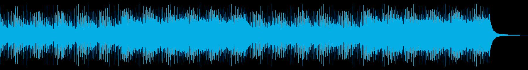 鉄琴なしver 切ない ピアノ ギターの再生済みの波形