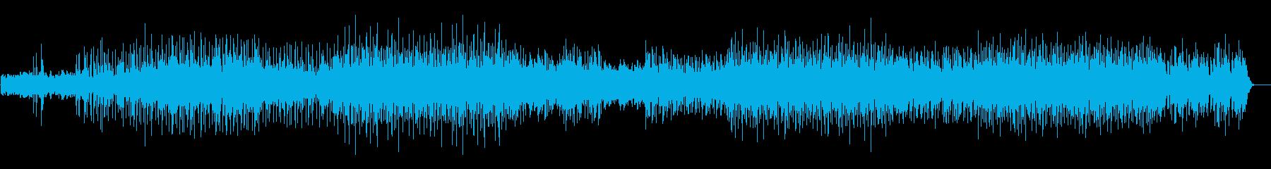 フルオーケストラのバラード。アイル...の再生済みの波形