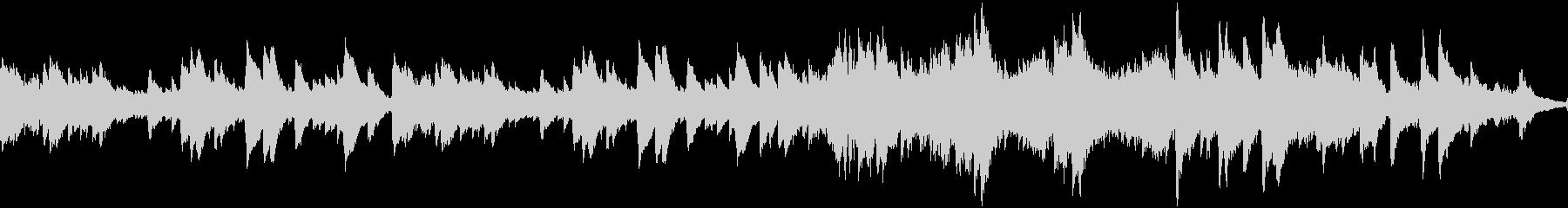 チェレスタの切ない小曲・ループの未再生の波形