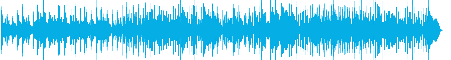 夏の予感に胸躍るおしゃれなジャズワルツの再生済みの波形