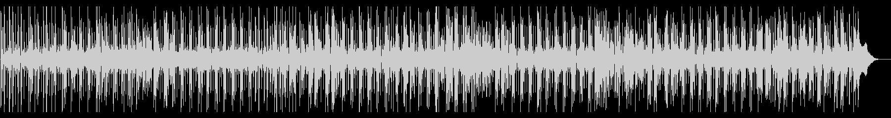 60年代モータウン風のファンクジャズの未再生の波形