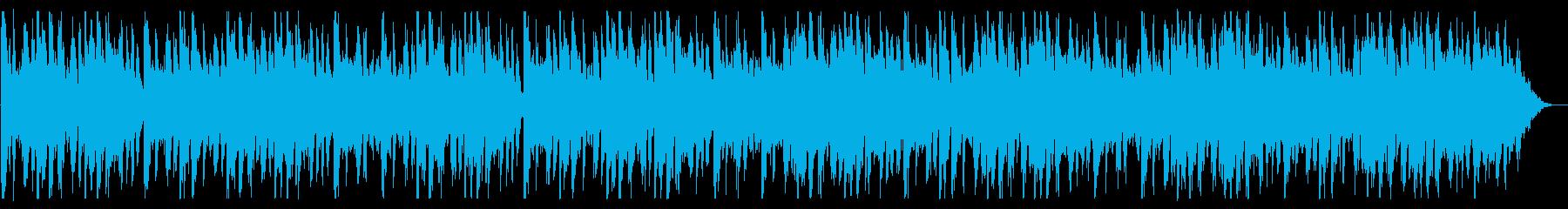 神秘的/サイケデリック_614_2の再生済みの波形