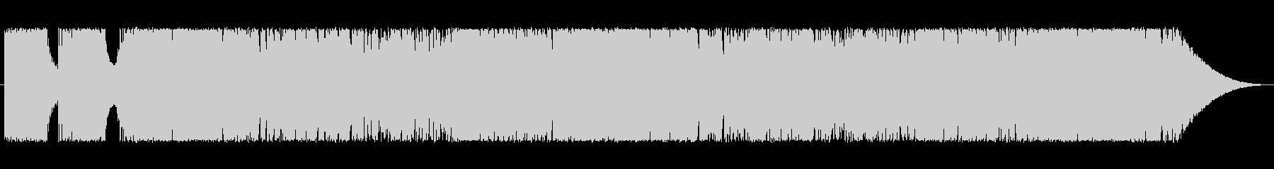 ビッグバンド系(ハイスピード)の未再生の波形