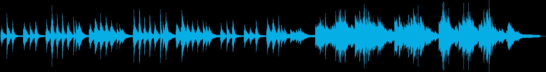 さくら(ピアノカバー)の再生済みの波形